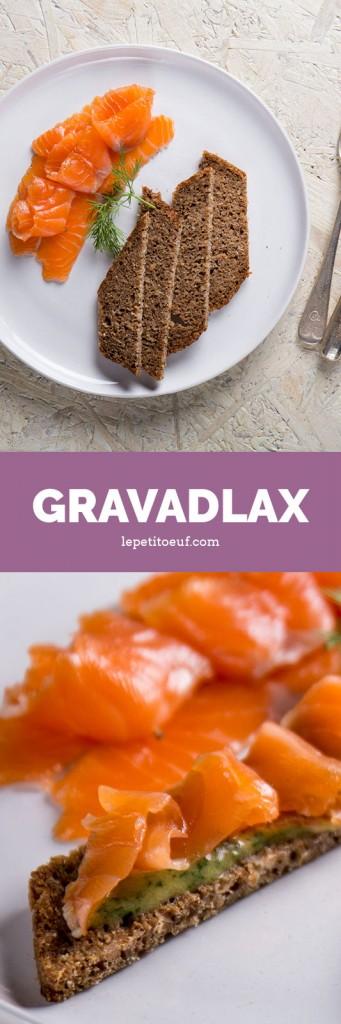 how to make gravadlax
