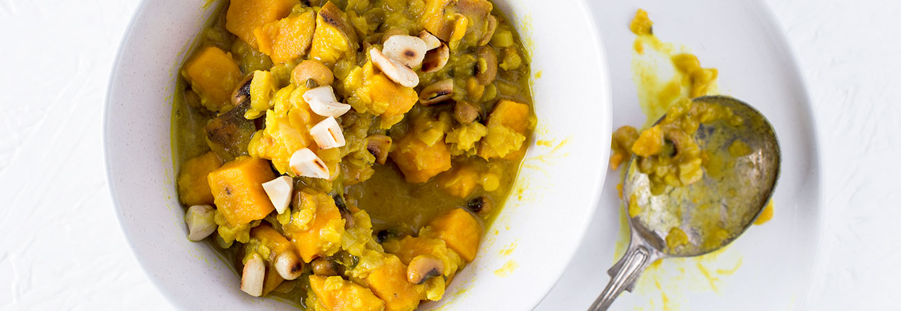 Turmeric sweet potato wonder pots