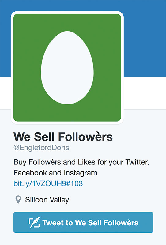 we sell followers how to use crowdfire