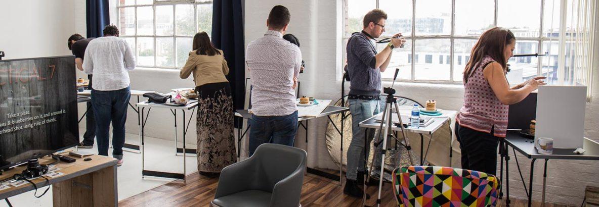 Blogger Skills Academy Photography Class