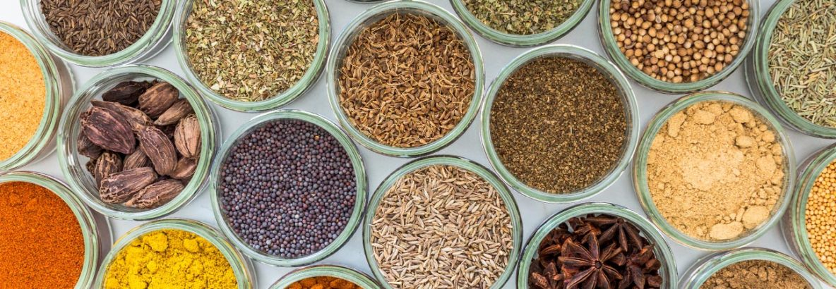 The best way to store herbs and spices