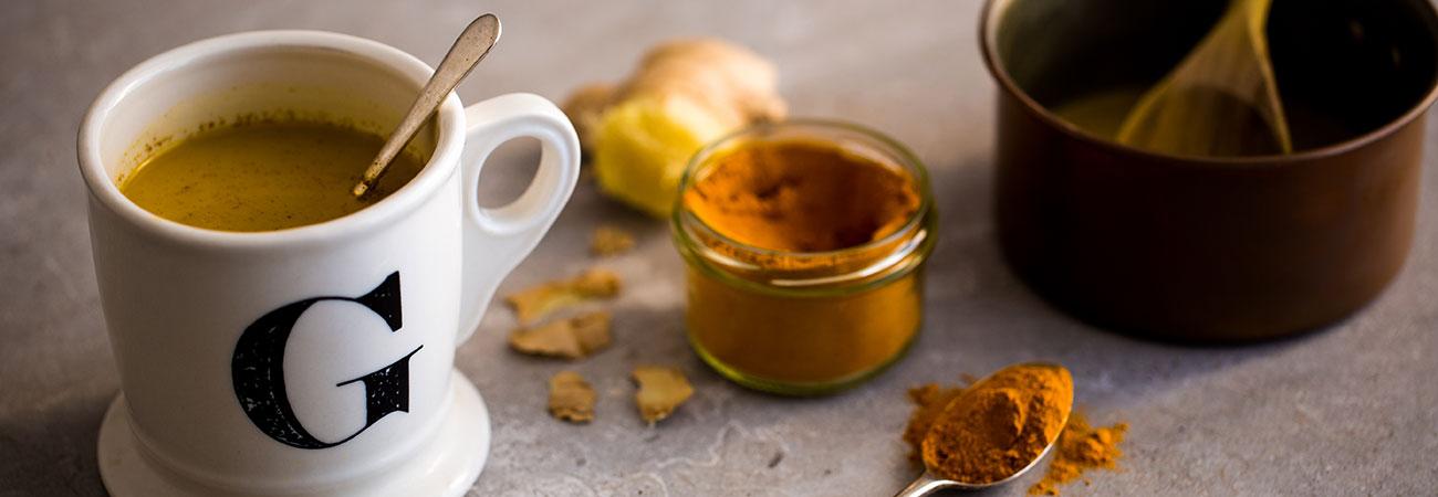 Soul Warming Golden Turmeric Milk