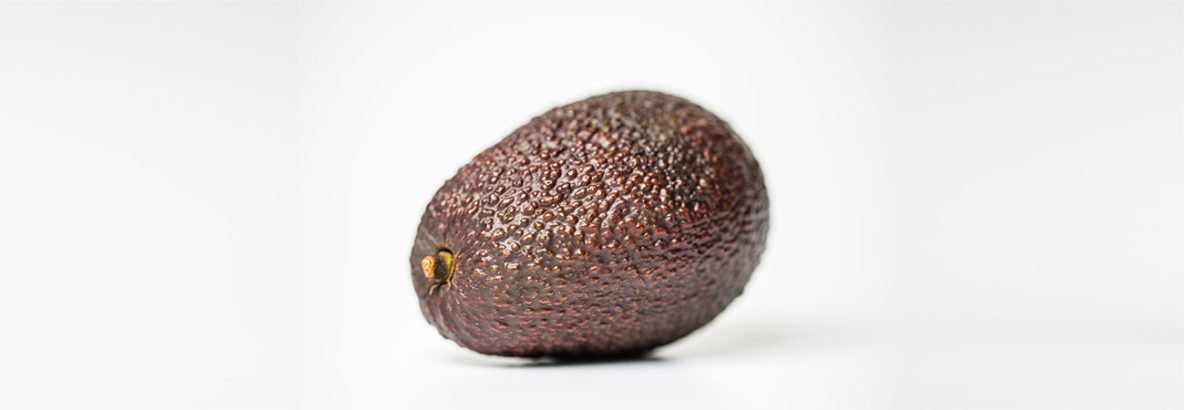 An avocado in defence of clean eating