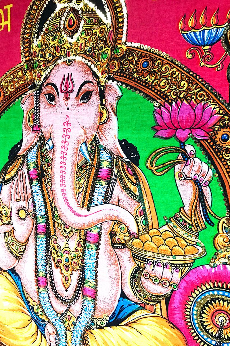 Ganesha God of New Beginnings