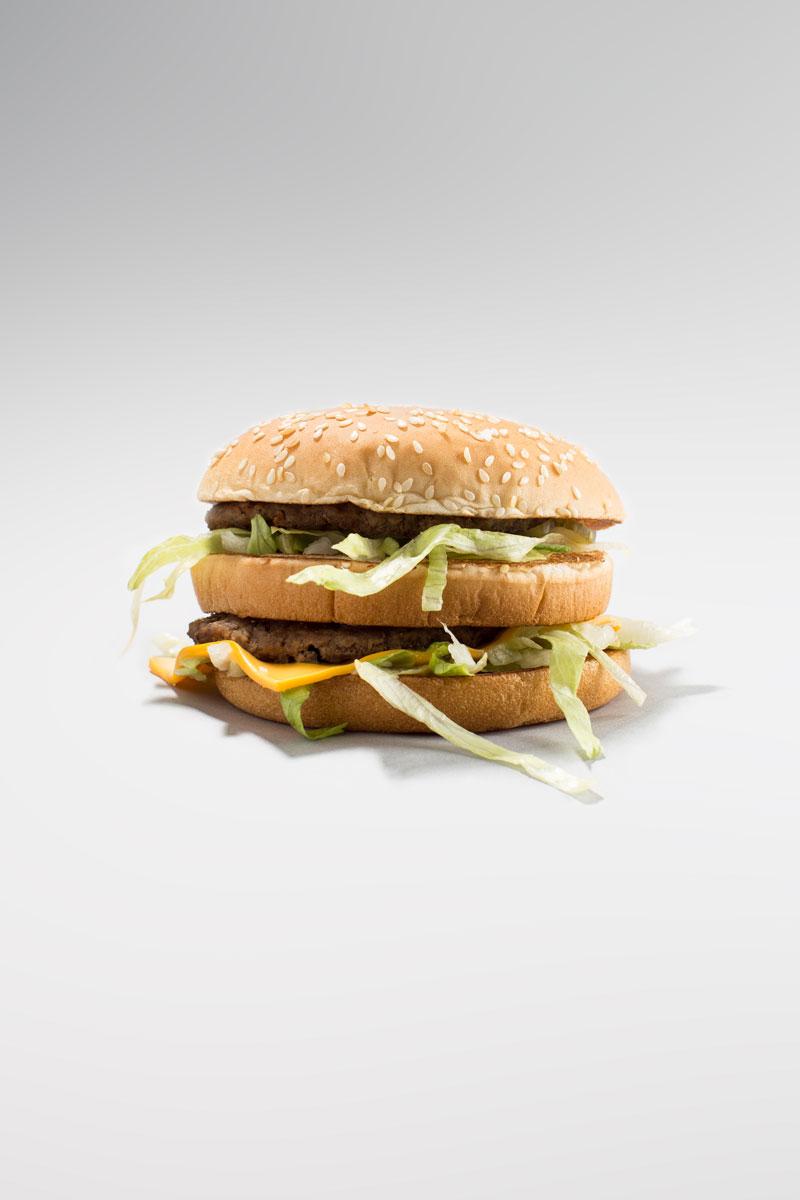 McDonalds real big mac